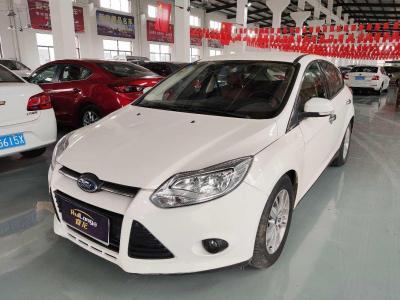 福特 福克斯  2012款 两厢 1.6L 自动舒适型图片