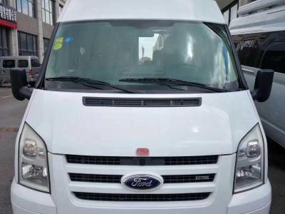 福特 新世代全顺  2013款 2.4T柴油标准型长轴高顶国IV