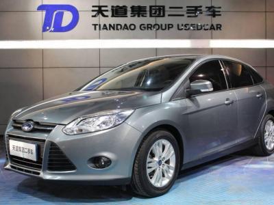福特 福克斯  2012款 三厢 1.6L 手动舒适型