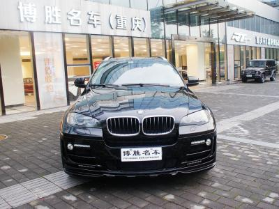 2010年10月 宝马 宝马X6(进口) X6 M图片