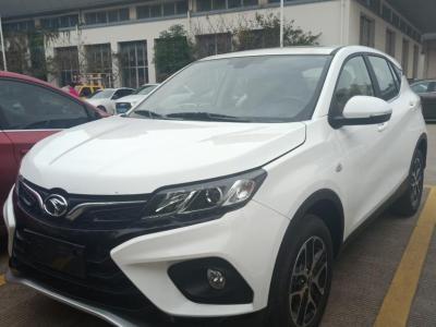 东南 DX3  2019款  1.5T CVT尊贵型 国VI