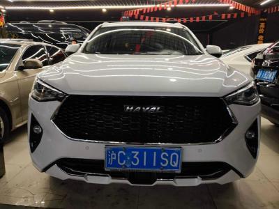 2019年6月 哈弗 F7 2.0T 四驱i悦图片