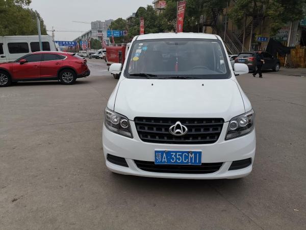 长安欧尚 欧诺  2014款 1.3L精英型