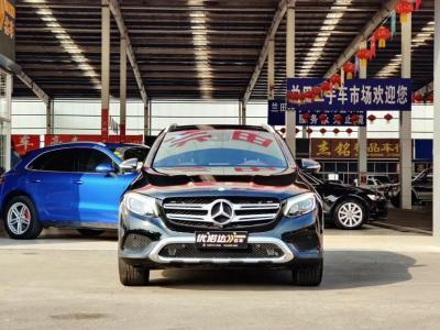 奔驰 奔驰GLC  2017款 GLC 300 4MATIC 动感型