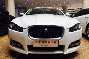 捷豹XF&nbsp3.0T V6 SC 风华版