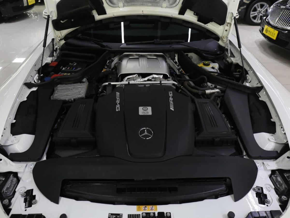 奔驰 奔驰AMG GT GT 图片