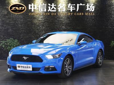2017年3月 福特 Mustang(進口) 2.3T美規版圖片