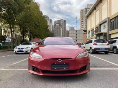 特斯拉 Model S  2017款 Model S 75