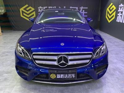 奔馳 奔馳E級  2019款 E 300 L 運動豪華型圖片