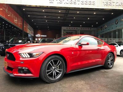 2019年11月 福特 Mustang  2.3T 性能版图片