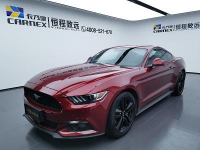 2017年6月 福特 Mustang(进口) 2.3T 性能版图片