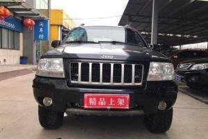 二手Jeep大切诺基4700 4.7 豪华型