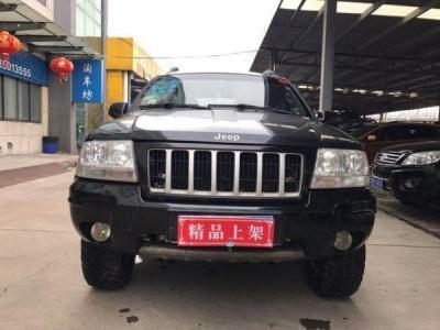 Jeep 大切诺基  4700 4.7 豪华型