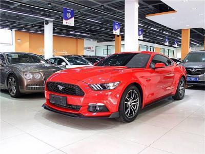 2017年7月 福特 Mustang(进口) 2.3T 性能版图片