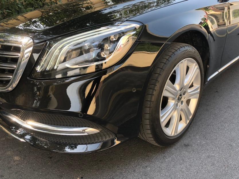奔驰 奔驰S级  2018款 S 450 L图片