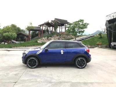 MINI Cabrio  Cooper 1.6 Highgate版