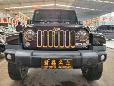 2014年7月 Jeep 牧马人(进口) 3.6L 龙腾典藏版图片