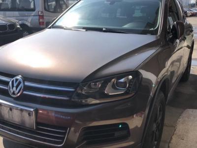 2011年6月 大众 途锐(进口) 3.0TDI 柴油豪华型图片