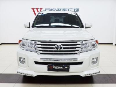 丰田 兰德酷路泽 (进口) 4.0L V6 中东低配版图片