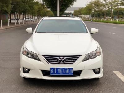 丰田 锐志  2012款 2.5V 风度菁英炫装版图片
