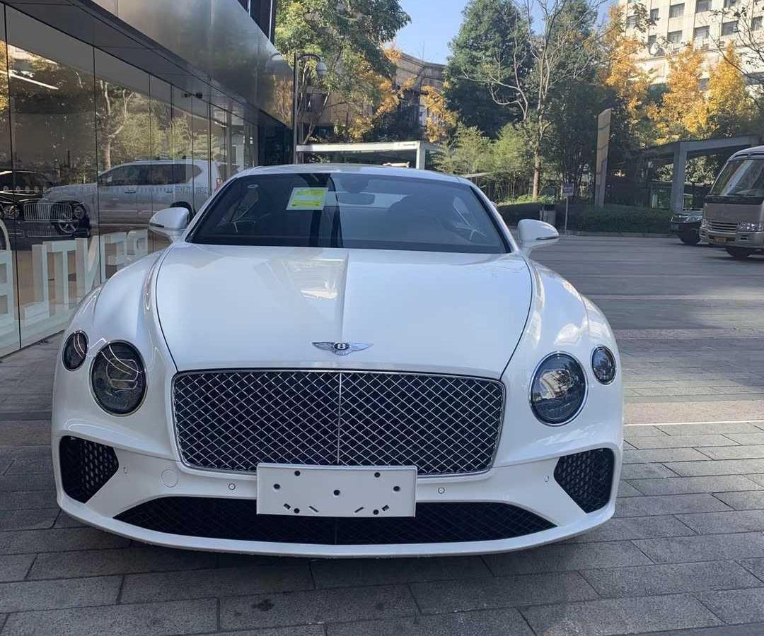 2020年2月 宾利 欧陆 6.0T GT W12图片