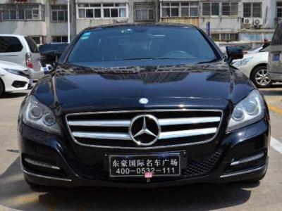 奔驰 奔驰CLS级  2012款 CLS300 CGI 3.5L图片