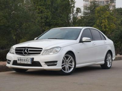 奔馳 奔馳C級  2013款 C 180 經典型 Grand Edition圖片