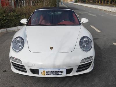 2011年12月 保時捷 911 Edition Style 3.6L 敞篷版圖片