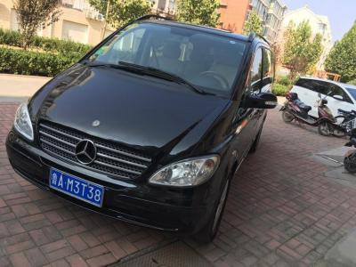 奔馳 唯雅諾  2011款 2.5L 限量版圖片