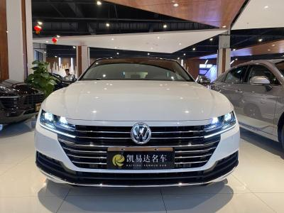 2019年4月 大眾 一汽-大眾CC 380TSI 曜顏版 國VI圖片