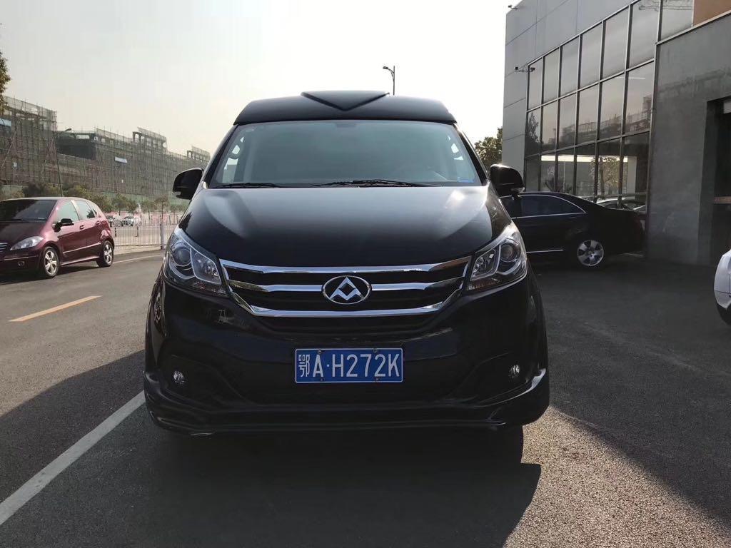 上汽大通MAXUS G10  2016款 2.0T 豪华行政版图片