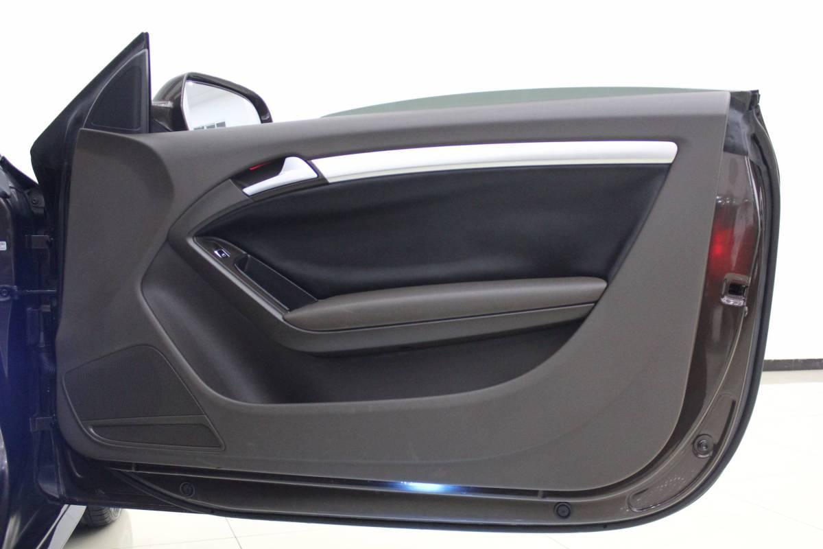 奥迪 奥迪A5  2014款 Cabriolet 45 TFSI图片