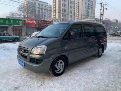 江淮 瑞風  2011款 2.4L祥和 汽油豪華版HFC4GA1-C