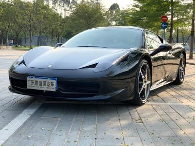 2011年10月 法拉利 458 4.5L Italia图片