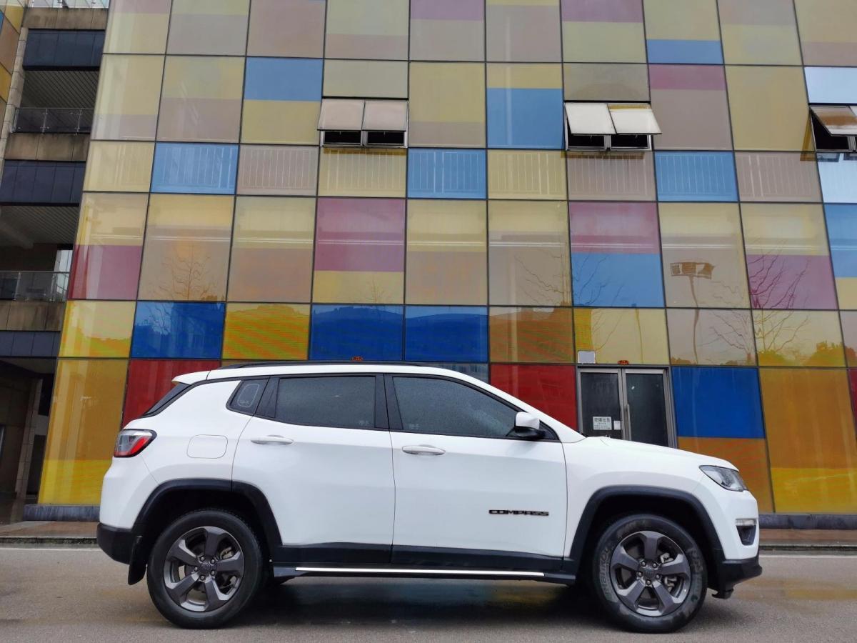 Jeep 指南者  2017款 200T 自动驭享版图片