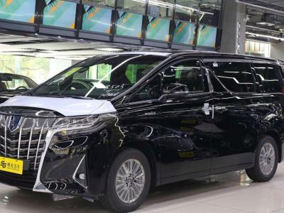 豐田 埃爾法  2019款  雙擎 2.5L 尊貴版