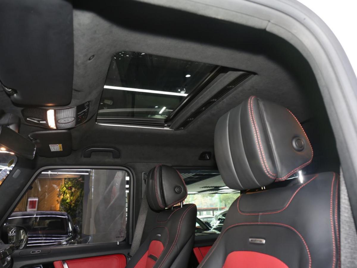 奔馳 奔馳G級AMG  2019款 AMG G 63圖片