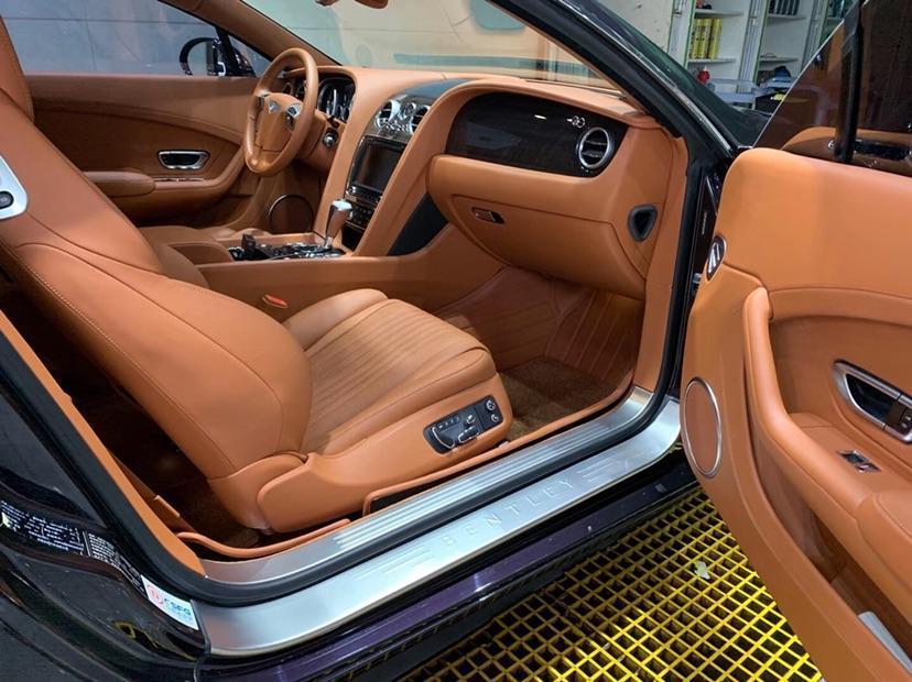 宾利 欧陆  2017款 4.0T GT V8 S 标准版图片