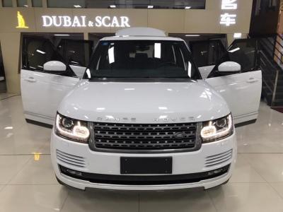 2018年8月 路虎 攬勝(進口) 3.0 V6 SC Vogue圖片