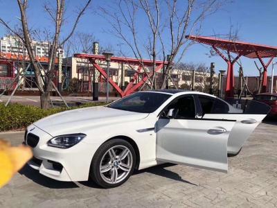 2014年6月 宝马 宝马6系(进口) 640i双门轿跑车图片