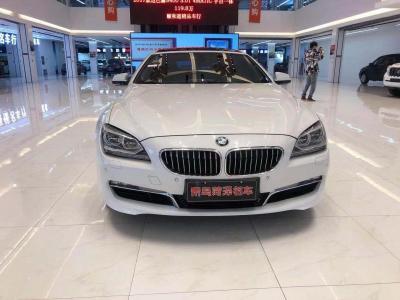 2013年8月 宝马 宝马6系(进口) 640i Gran Coupe图片