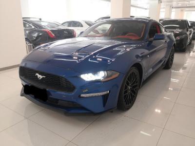 2018年9月 福特 Mustang(進口) 2.3T 性能版圖片