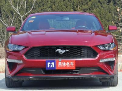 2019年3月 福特 Mustang(進口) 2.3L EcoBoost 性能加強版圖片