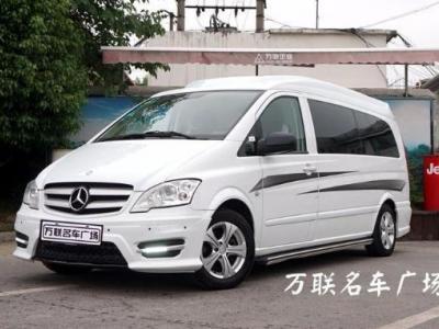 奔驰 威霆  2.5L 商务版图片