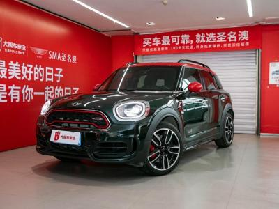 2018年6月 MINI JCW COUNTRYMAN  2.0T JOHN COOPER WORKS 旅行家图片
