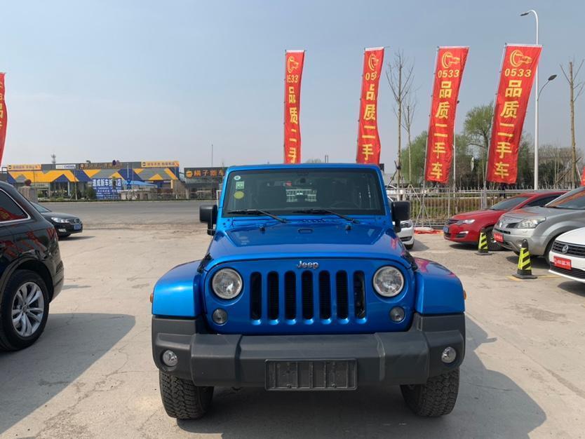 2018年10月 Jeep 牧马人(进口) 3.0L Sahara 75周年致敬版图片