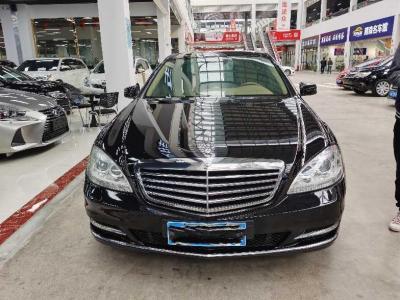 2012年6月 奔驰 奔驰S级(进口) S 300 L 商务型图片