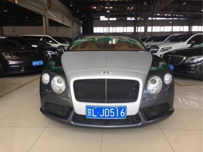 2014年8月 宾利 欧陆  4.0T GT V8图片