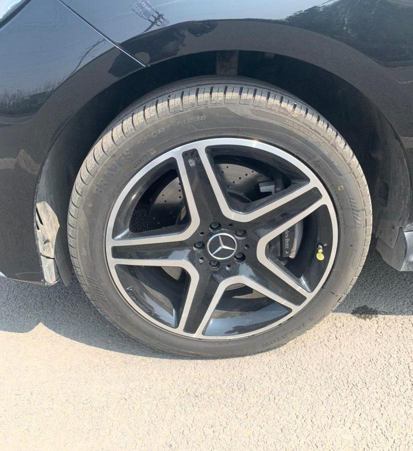 奔驰 奔驰GLE AMG  2018款 AMG GLE 43 4MATIC 轿跑SUV 幻橙特别版图片