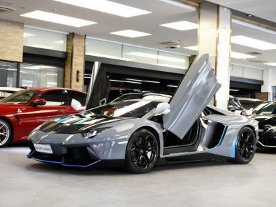 2012年3月 兰博基尼 Aventador LP 700-4图片